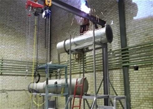 تجهیزات سفارشی تولید مواد نوین
